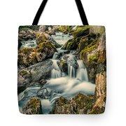 Packhorse Waterfall Tote Bag
