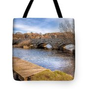 Padarn Bridge Tote Bag