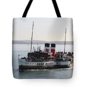 Paddle Steamer Tote Bag