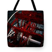 Paddlewheel Tote Bag