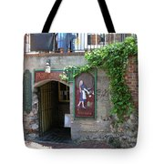Paddy's Hollow 0747 Tote Bag