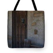 Padlocked Tote Bag