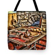 Padre's Table By Diana Sainz Tote Bag