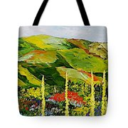 Pageantry Tote Bag