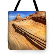 Pages From Natures Story Tote Bag by Bob Christopher