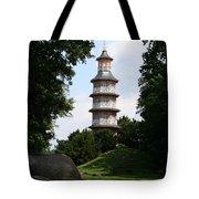 Pagoda I - Dessau Woerlitz Tote Bag