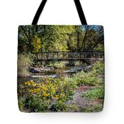 Paint Creek Bridge Tote Bag
