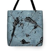 Paint Fossils Tote Bag