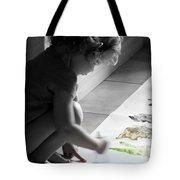 Paint Magic Tote Bag