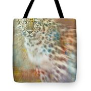 Paint Me A Cheetah Tote Bag