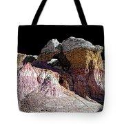 Paint Mines IIi-the Vertex Tote Bag