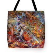 Paint Number 43a Tote Bag by James W Johnson