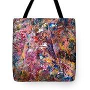 Paint Number 49 Tote Bag