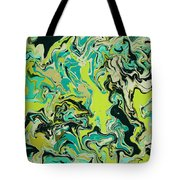 Paint Number Fifty Three Tote Bag