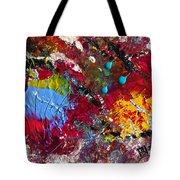 Paint Party Tote Bag