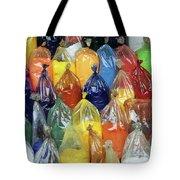Paint Pigment Tote Bag