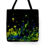 Paint Sculpture 3 Tote Bag