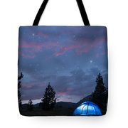Paint The Sky With Stars Tote Bag