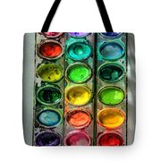 Paint Well Loved Tote Bag