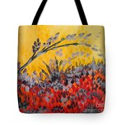 Paintbrush Astray Tote Bag