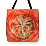 Paintbrush Flower Tote Bag