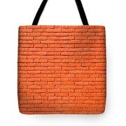 Painted Brick Wall Tote Bag