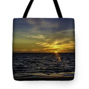 Painted By God Tote Bag