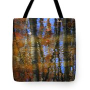Painted By God Part Two Tote Bag