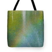 Painted By Water And Light Tote Bag