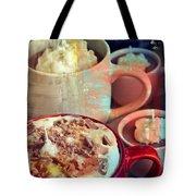 The Coffee Shop Art Tote Bag