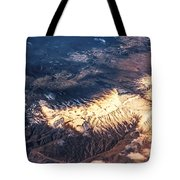 Painted Earth Iv Tote Bag