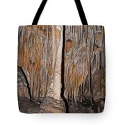 Painted Grotto Carlsbad Caverns National Park Tote Bag
