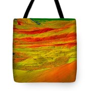 Painted Hills 2 Tote Bag