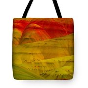Painted Hills 9 Tote Bag