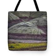 Painted Hills Bloom Tote Bag