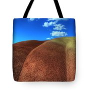 Painted Hills Blue Sky 2 Tote Bag