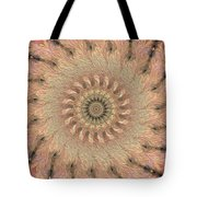 Painted Kaleidoscope 1 Tote Bag