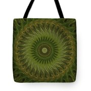 Painted Kaleidoscope 10 Tote Bag