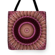 Painted Kaleidoscope 14 Tote Bag