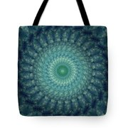 Painted Kaleidoscope 3 Tote Bag