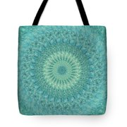 Painted Kaleidoscope 4 Tote Bag