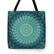 Painted Kaleidoscope 7 Tote Bag
