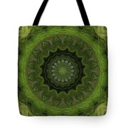 Painted Kaleidoscope 8 Tote Bag