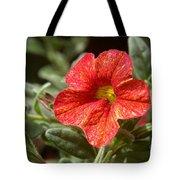 Painted Petals Tote Bag