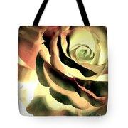 Painted Rose 1 Tote Bag