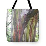 Painted Tree Tote Bag