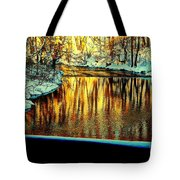 Painter's Box Tote Bag