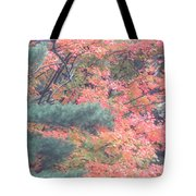 Painting Autumn Tote Bag