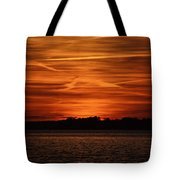 Painting In The Sky Tote Bag