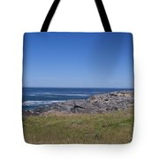 Painting The Cove Tote Bag